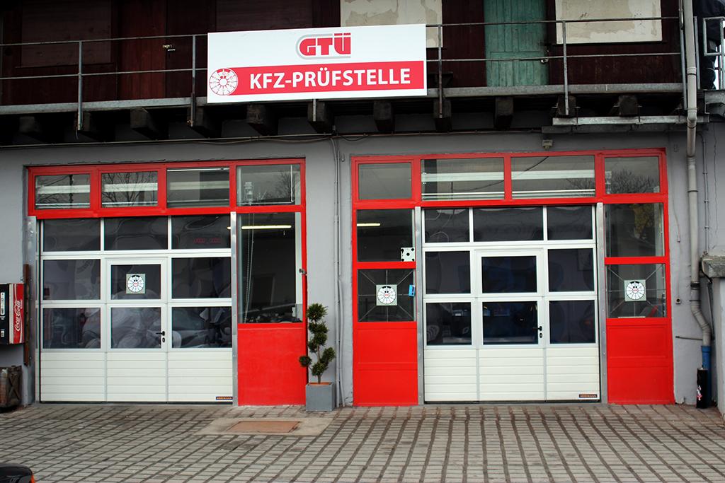 Unsere GTÜ Prüfstelle in Berlin Neukölln